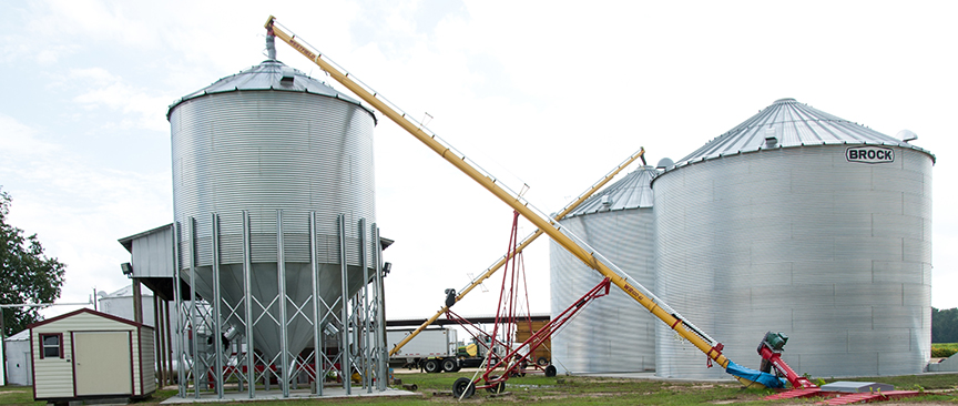 On-Farm Storage – Grain Dryer Sales and Service